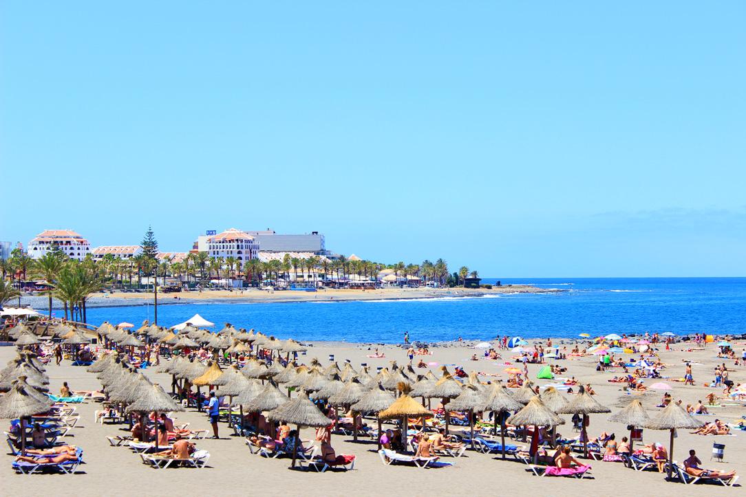 de Las Americas Beach Tenerife