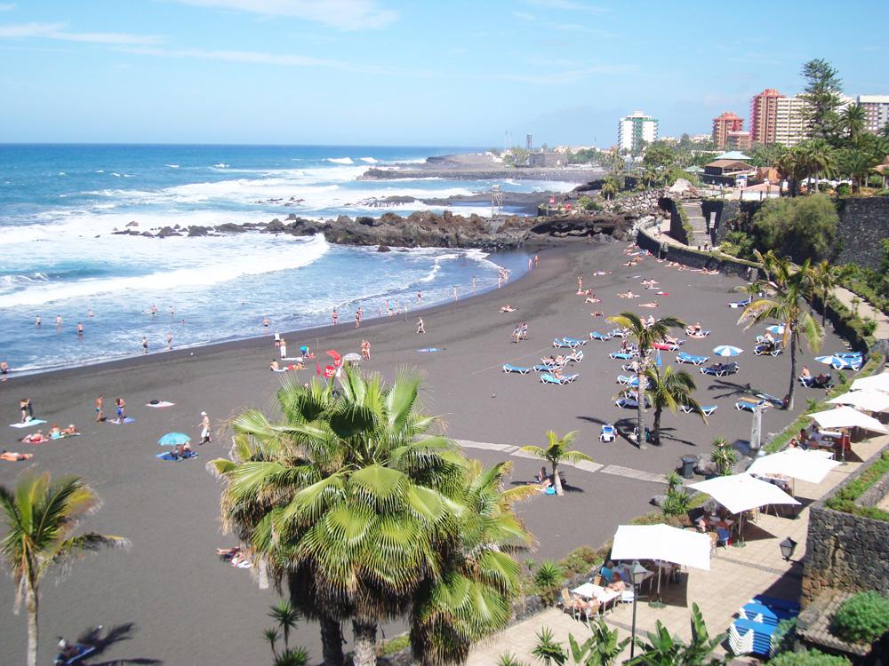 spiaggia di playa jardin tenerife