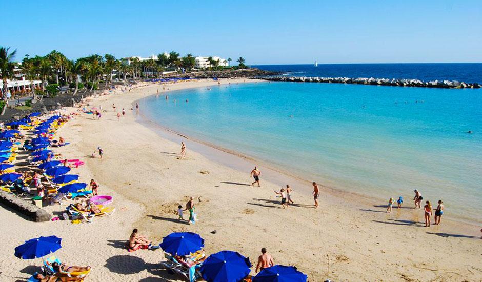 Flamingo Beach Hotel Playa Blanca Lanzarote