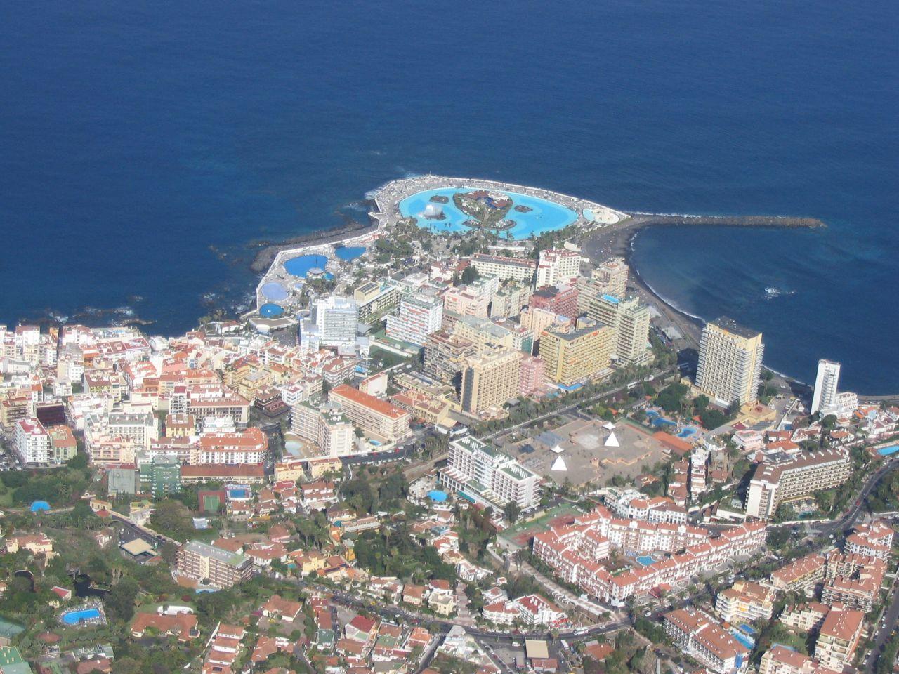 Hotel Concordia Puerto De La Cruz Tenerife