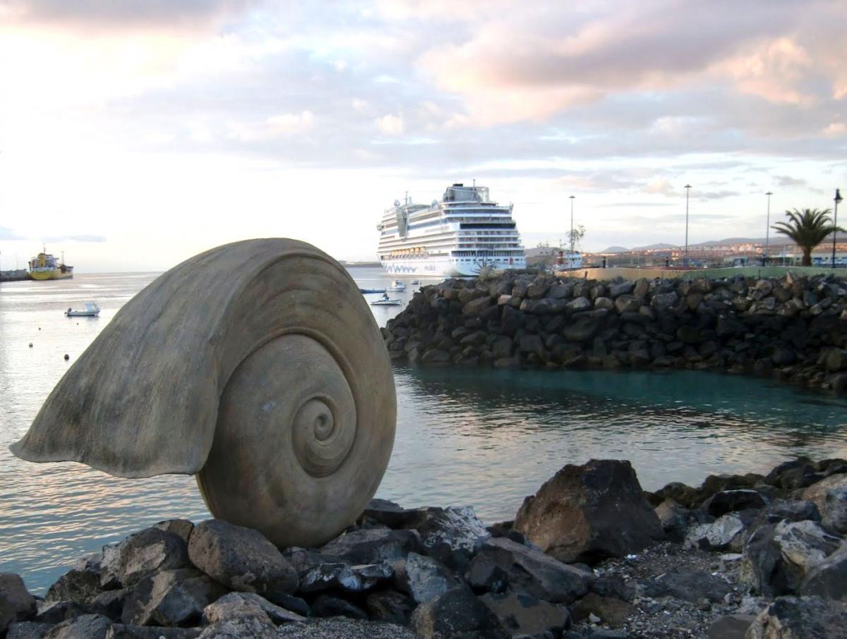 Puerto Del Rosario Capital Of Fuerteventura