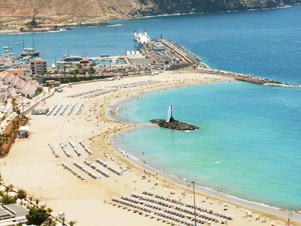 Hotel Map Tenerife Playa De Las Americas