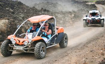 Escursione in Quad & Buggy Safari a Fuerteventura