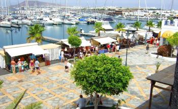 Lanzarote Shopping Tour in Playa Blanca