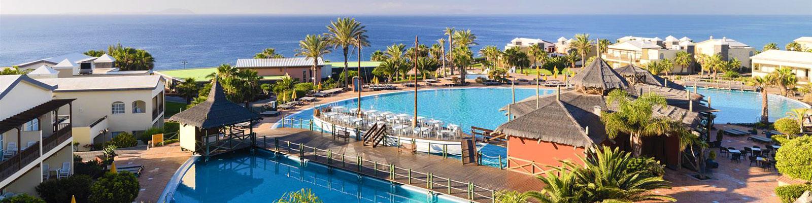 H10 Rubicon Palace - Hotel per famiglie a Lanzarote