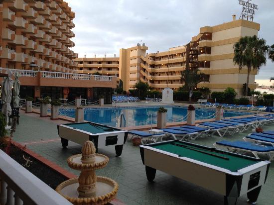 Caribe Apartments Tenerife Playa De Las Americas