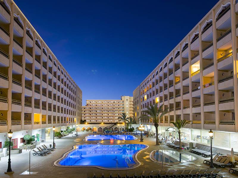 Car Rental Columbus >> Aparthotel Columbus - Playa de las Americas Tenerife