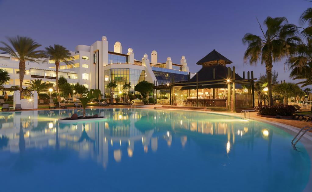 H10 timanfaya palace lanzarote hotel for Designhotel lanzarote